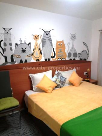 Квартири под наем Благоевград, Едностаен апартамент Широк център